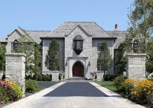 custom home north york