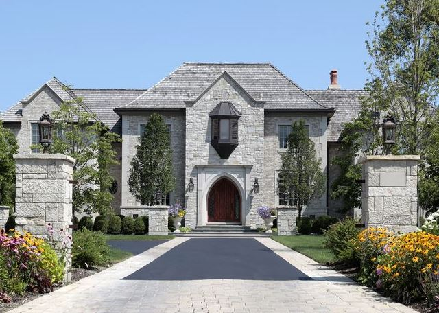 Captivating Architectural Design. Custom Home North York